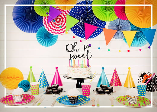 Color Themed Party