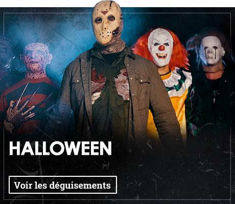 Idées déguisements Halloween  +1666 costumes de peur  be811c08a37a