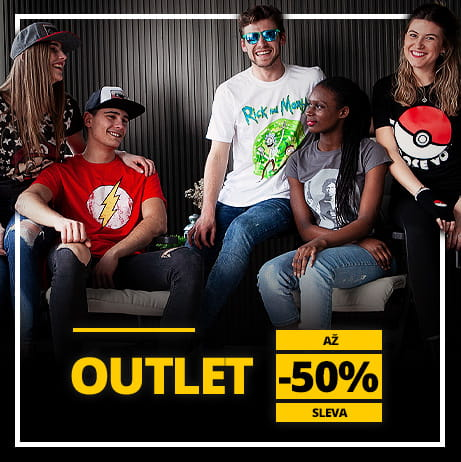 Outlet geeky merchandise