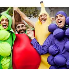 Disfraces para grupos