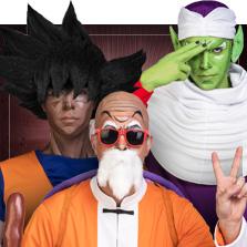 Dragon Ball kostymer