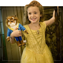 Beauty and the Beast Costumes