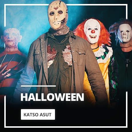 Omaperäiset Halloween-asut