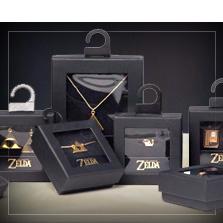 Bijoux Zelda