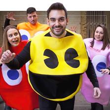 Pac-Man kostymer