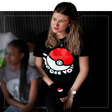 Camisetas de Pokemon