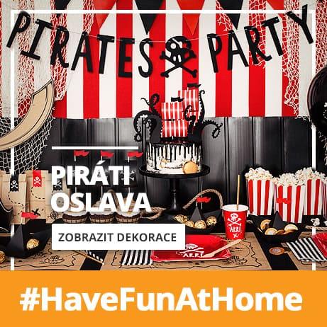 Piráti Oslava