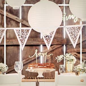 Decorațiuni de Agățat Nuntă
