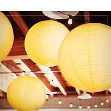 Lampions & Sphères