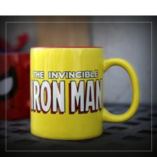 Presentes Iron Man