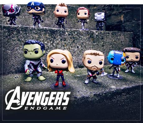 Avengers: Endgame Funko Pop!