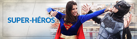 Super-héros & Méchants
