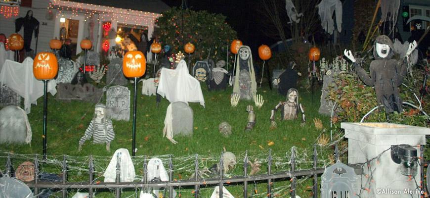 Decoración Halloween para tu casa: +666 ideas online. | Funidelia