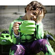Presentes Hulk