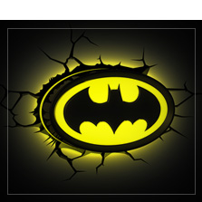 Lampki 3D Batman