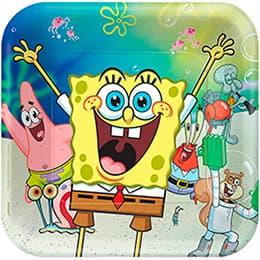 Sponge Bob Kanciastoporty