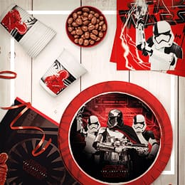 Star Wars Birthday Decorations