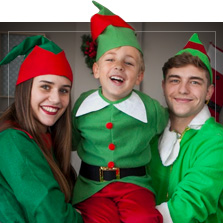 Elfes de Noël