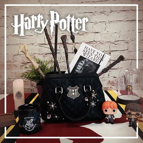 Official Harry Potter merchandise and gifts