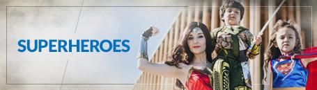 Superheroes Costumes