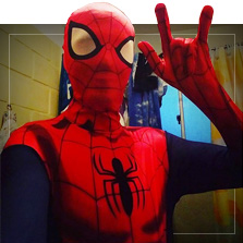 Spiderman kostumer