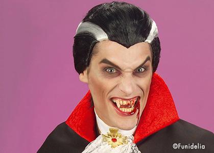 Ricordati di accompagnare il costume da vampiro con i giusti accessori  vampireschi. Molti complementi che caratterizzano i vampiri sono oggetti  che potrai ... 51b4c0cb07f