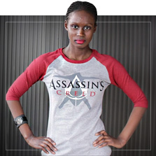 T-shirts de Assassin's Creed