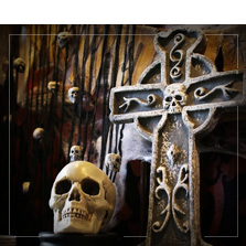 Gravar och gravstenar