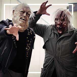 Zombie & Living Dead