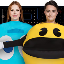Disfraces Pac-Man
