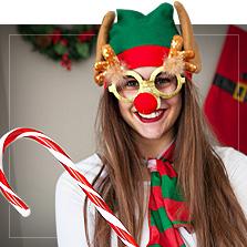 Akcesoria i dodatki świąteczne