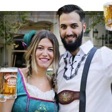Oktoberfest Kostýmy