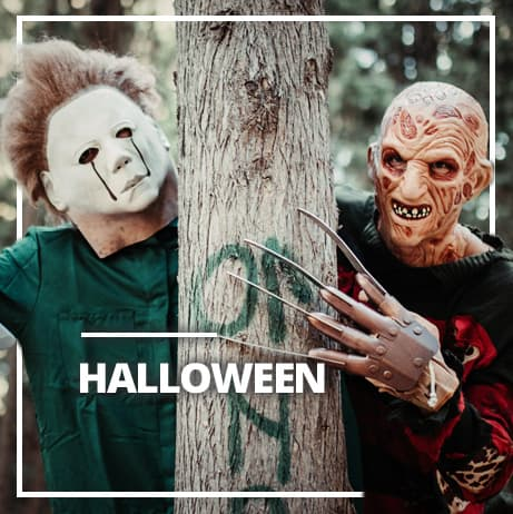 Halloween kostýmy pro muže