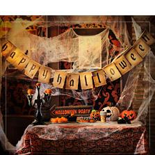Grinaldas Halloween
