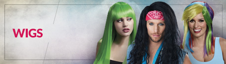 wigs for costumes