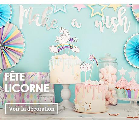 6463b7ba84b81 Décoration de fêtes et anniversaires à thèmes ☆ Livraison 24h ...