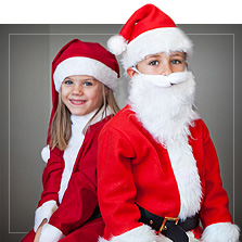 Julemanden til børne