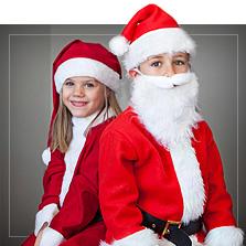 Pai Natal Infantis