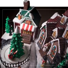Figurines de Noël
