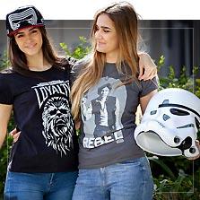Chemises & T-shirts Star Wars