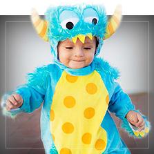 Kostymer til Babyer