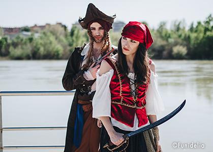 disfraces piratas » elige traje pirata para halloween   funidelia