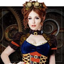 Steampunk Kostüme