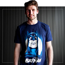 Camisetas de Batman