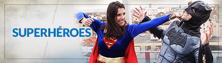 Disfraces de Superhéroes