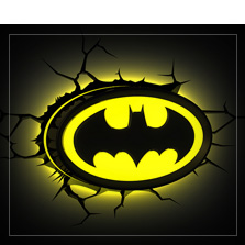 Batman Lamper