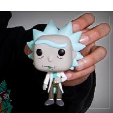 Rick & Morty Funko Pop!