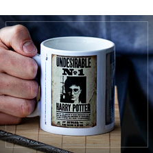 Canecas Harry Potter