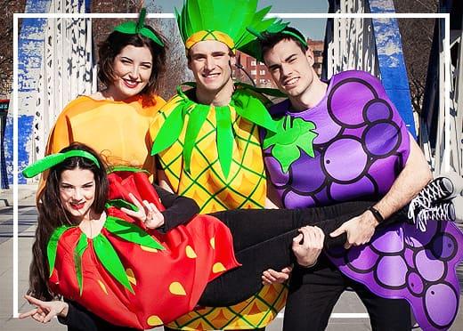 פירות תלבושות
