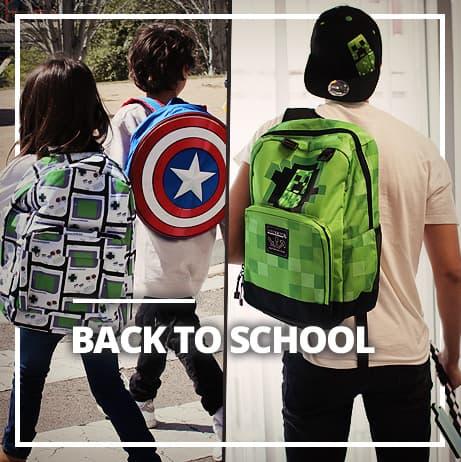 Vuelta al cole | Papelería y material escolar | Back to school